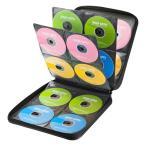訳あり新品 DVD・CDセミハードケース 160枚収納 ブラック 箱にキズ、汚れあり FCD-WL160BK サンワサプライ