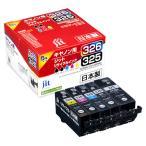 キャノン BCI-326+325/5MP再生インク リサイクルインクカートリッジ JIT-C3253265P ジット製