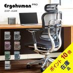 エルゴヒューマン プロ ハイタイプ EHP-HAM ハイバック Ergohumn Pro パーソナルチェア デスクチェア 座り心地
