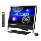 [展示品][送料無料]NEC Refreshed PC VALUESTAR GV2472/DU PC-GV2472DAU (Core i7 2760QM/8G/3T/BD/地デジ/Win7/MS Office付属/メーカー保証6ヶ月)