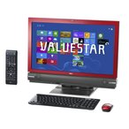 [美品][送料無料]VALUESTAR W VW770/JS6R PC-VW770JS6R Core i7 3630QM(Ivy Bridge)2.4GHz/8G/3T/BD/FullHD/地デジ/win8/激安
