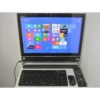 [美品][送料無料]NEC VALUESTAR N VN770/LS6B PC-VN770LS6B [ファインブラック](Core i7 3630QM/8GB/2TB/BD/FullHD/地デジ/Win8搭載)