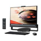 [展示品][送料無料]NEC Refreshed PC LAVIE Desk All-in-one DA770/CAB PC-DA770CAB(i7 5500U/8GB/3TB/BD/23.8型ワイド狭額縁/地デジ/Win10/メーカー保証1年)