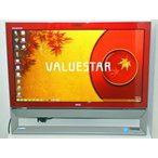[美品][送料無料]VALUESTAR S VS370/TSR PC-VS370TSR Celeron 2957U(Haswell) 1.4GHz/4G/1T/DVDマルチ/FullHD/地デジ/win8.1/中古美品/激安