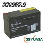 PE12V7.2 ジーエス・ユアサ(GS YUASA) ポータラックPEバッテリー