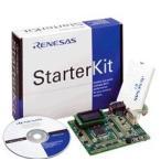 ルネサスエレクトロニクス(RENESAS) Starter Kit for RL78/G1G (E1なし) R0K5011EFS900BE