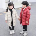 男の子 冬服 女の子 子供 コート 超可愛い フード付き カジュアル ジャケット 暖かい 厚手 アウター 防風 防寒