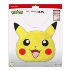 ショッピング3DS HORI ピカチュウ 3DS ポーチケース ぬいぐるみ素材 2DS / 3DS / NEW 3DS / New 3DS LL 対応 海外限定