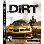 DIRT PS3 ダートレースゲーム 輸入:北米版 (中古)