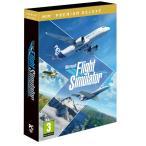 【新品】Microsoft Flight Simulator 2020 Premium Deluxe Edition フライトシミュレーター 2020 プレミアムデラックスエディション PC ディスク版 輸入版