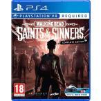 【予約】The Walking Dead: Saints & Sinners Complete Edition ウォーキングデッド セインツ & シナーズ PSVR (PS4)  輸入版