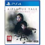 【新品】A Plague Tale: Innocence  プラーグテイル イノセンス PS4 輸入版