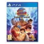 【新品】Street Fighter 30th Anniversary Collection ストリートファイター 30th アニバーサリーコレクション PS4 UK 輸入版