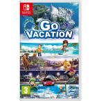 【在庫あり・日本語対応】Go Vacation Nintendo Switch ゴーバケーション ニンテンドースイッチ 日本語対応 UK 輸入版