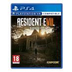 【新品】Resident Evil 7 バイオハザード7 レジデント イービル PS4 PSVR 輸入版 規制なし 日本語対応