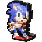 PIXEL PALS ピクセル パルス ソニック セガ SEGA SONIC 光る ライトアップ フィギュア おもちゃ 海外限定雑貨