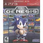 ショッピングPS3 【新品】Sonic Ultimate Genesis Collection セガ アルティメイト ジェネシス コレクション PS3 輸入:北米版