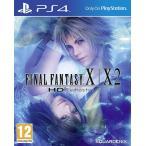 【新品】Final Fantasy X X-2 HD Remaster ファイナルファンタジー X/X-2 HD リマスター PS4 輸入 北米版