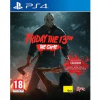 【新品 日本語対応】Friday the 13th The Game フライデー・ザ・サーティーンス ザ・ゲーム 13日の金曜日 PS4 UK 輸入版