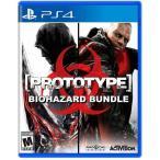 【新品】Prototype Biohazard Bundle プロトタイプ バイオハザード バンドル PS4 輸入:北米版