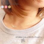 ダイヤモンドネックレス 18金 k18 ダイヤ 0.13ct ク