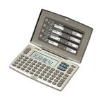 電子辞書 漢字・英和・和英 XD-J55-N