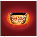 ショッピング炊飯器 象印 炊飯器 圧力IH式 鉄器コート豪熱羽釜 1升炊き ホワイト NW-JS18-WA