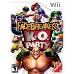 プレイステーション4 スポーツ ゲーム FaceBreaker K.O. Party - Nintendo Wii 正規輸入品