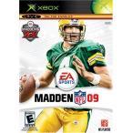 プレイステーション4 スポーツ ゲーム Madden NFL 09 - Xbox 正規輸入品