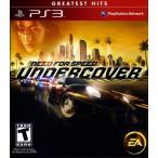プレイステーション3 ps3 レース ゲーム Need for Speed: Undercover - Playstation 3 正規輸入品