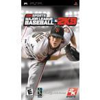 プレイステーション4 スポーツ ゲーム Major League Baseball 2K9 - Sony PSP 正規輸入品