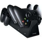 プレイステーション4 ボードゲーム ゲーム dreamGEAR  Charge Station 2 Plus 2 for Xbox One. Charge two Xbox One controllers and two additional USB