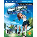 プレイステーション4 スポーツ ゲーム Hot Shots Golf: World Invitational - PS Vita [Digital Code] 正規輸入品