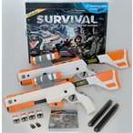 プレイステーション3 ps3 スポーツ ゲーム PS3 Cabela's Survival Shadows of Katmai GAME + 2 GUNS Bundle top shot elite 正規輸入品