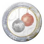"""クリエイティブ コンバーティング 皿 食器 キッチン用品 Creative Converting 317200 8 Count Sturdy Style Paper Dessert Plates, 7"""", All That Glitters"""