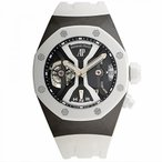 オーディマピゲ メンズウォッチ 腕時計 Audemars Piguet Royal Oak Tourbillon mechanical-hand-wind black mens Watch