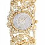 オーディマピゲ メンズウォッチ 腕時計 Audemars Piguet Millenary (Ladies) mechanical-hand-wind mother-of-pearl womens Watch (Certified Pre-owned)