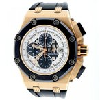 �����ǥ��ޥԥ� ������å� �ӻ��� Audemars Piguet Royal Oak Offshore automatic-self-wind mens Watch (Certified Pre-owned) ����͢����