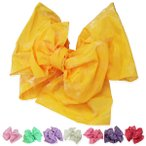 ショッピング兵児帯 子供浴衣帯 兵児帯 黄色菱バラ ハート リボン こどもゆかた帯