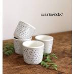 マリメッコ コーヒーカップセット 2個セット PUKETTI C.CUP 2P W/O H marimekko 52179467286 国内正規品 2017秋冬新作 1F-W