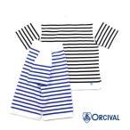 オーチバル・オーシバル Tシャツ カットソー ORCIVAL 6115 国内正規品 2017春夏新作 JP セール