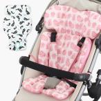 ベビーカー シートカバー シート ベビー 赤ちゃん メッシュ ハンスパンプキン ヘッドサポートクッション付き ソフトシートカバー/HANS-SEAT-SEAL