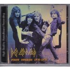【新品CD】 DEF LEPPARD / First Strikes 1978-1979