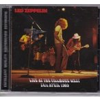 Yahoo!ユークリッド Yahoo!店【新品CD】 LED ZEPPELIN / Live At The Fillmore West 24th April 1969