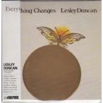【新品CD】 Lesley Duncan / Everything Changes