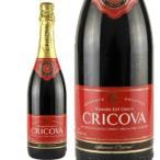モルドバワイン クリコバ スパークリング (赤)【CRICOVA】 750ml スパークリング・セミスイート