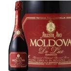 モルドバワイン モルドバデラックス【Milestii Mici】(スパークリングワイン赤・やや甘口) 750ml