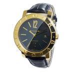 ショッピングブルガリ ストラップ ブルガリ ブルガリブルガリ BB42BGLD AUTO 腕時計 メンズ 自動巻き BVLGARI