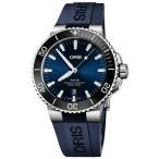 オリス アクイス デイト 73377304135R メンズ 腕時計 ORIS Aquis Date 733 7730 4135R