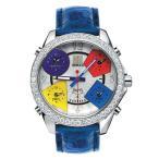 ジェイコブ   JACOB&CO FIVE TIME ZONE 47mm JC-1D 腕時計  ファイブタイムゾーン ダイヤモンドベゼル